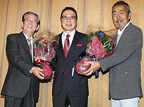 親友・小松政夫、寺尾聰に祝福される石倉三郎「つむぐもの」