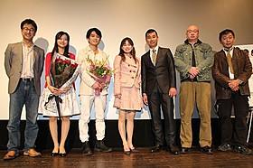 東京、鹿児島、仙台で舞台挨拶&トークイベント