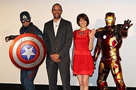「キャプテン・アメリカチーム」と「アイアンマンチーム」の組分けが発表「シビル・ウォー キャプテン・アメリカ」