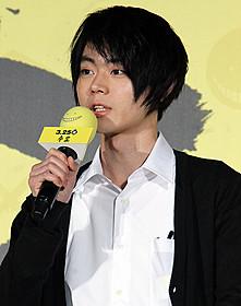 山田涼介をいじった菅田将暉「暗殺教室 卒業編」