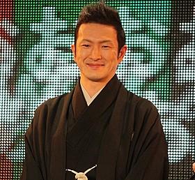 初音ミクとのコラボ歌舞伎を上演する中村獅童「シン・ゴジラ」