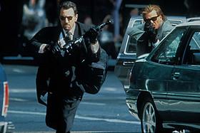 「ヒート」(1995)の一場面「ヒート」