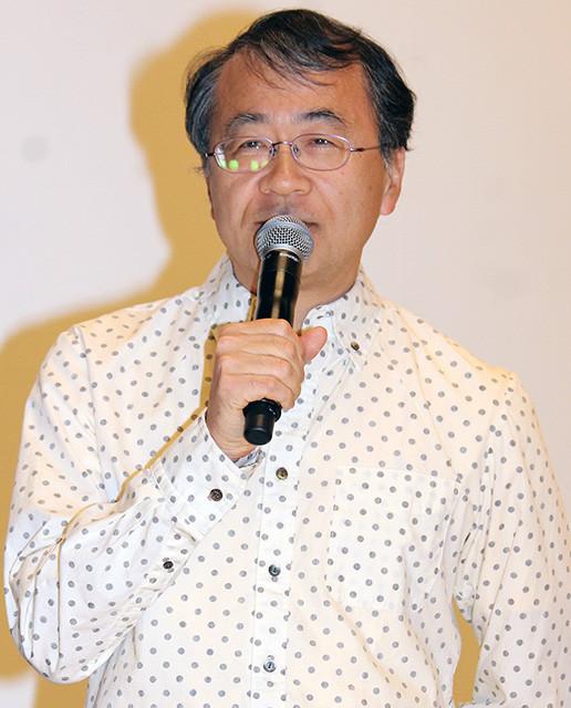 「スキャナー」で現代劇初挑戦、野村萬斎は変な人!?「大体そう思われる」