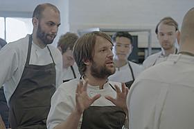 世界一のレストランのシェフに密着「ノーマ、世界を変える料理」