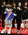 天海祐希、アムロ&シャアの生ラブコールに悶絶「一生忘れられない日に」