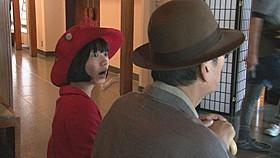 金魚役を演じた二階堂ふみ「蜜のあわれ」