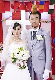 ウエディングドレス姿を披露した前田敦子「モヒカン故郷に帰る」