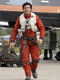引き続きポー・ダメロンを演じる オスカー・アイザック「スター・ウォーズ」