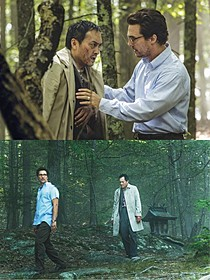 マコノヒーは渡辺との共演が念願だったという「追憶の森」