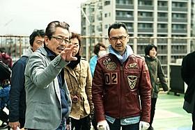 監督・主演を務める水谷豊「TAP THE LAST SHOW」