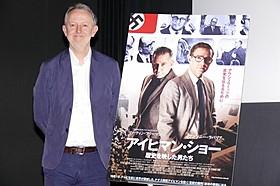 プロデューサーのローレンス・ボーウェン「アイヒマン・ショー 歴史を映した男たち」