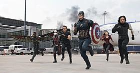 アントマンはキャプテン・アメリカチーム「アントマン」