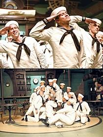 ミュージカルスターに扮したチャニング・テイタム「ヘイル、シーザー!」