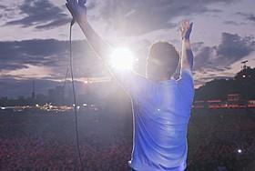 人気バンド、ブラーに迫る「ブラー ニュー・ワールド・タワーズ」