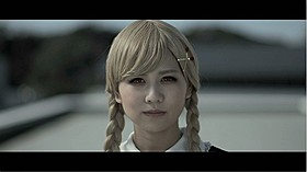 妄想マッチを持つ主人公を演じた佐藤すみれ「燐寸少女 マッチショウジョ」