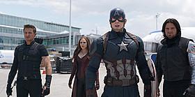 チーム・キャプテン・アメリカ「シビル・ウォー キャプテン・アメリカ」