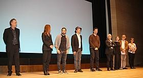 最新イタリア映画の監督、俳優陣が来日「私と彼女」
