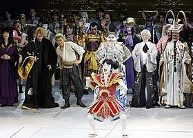 シネマ歌舞伎に、俺はなる!「シネマ歌舞伎 スーパー歌舞伎II ワンピース」