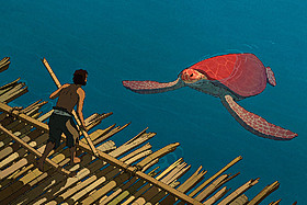 「レッドタートル ある島の物語」「レッドタートル ある島の物語」