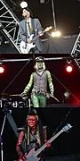 """長瀬智也率いる地獄バンド、ロックフェスに出演!観客1万人が""""地獄絵図"""""""