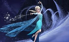ありのままで「アナと雪の女王」
