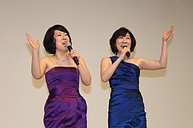 お笑いコンビ「阿佐ヶ谷姉妹」「アンタッチャブル」