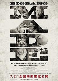 BIGBANG初のドキュメンタリー「BIGBANG MADE」