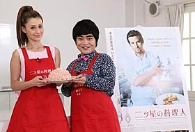 プロお墨付きの腕前を披露「二ツ星の料理人」