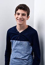 14歳の新星マイケル・バルビエリ「スパイダーマン」