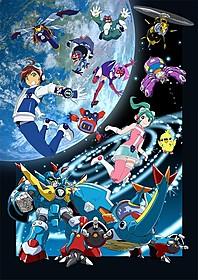 伝説のギャグアニメの新作が登場!「タイムボカン」