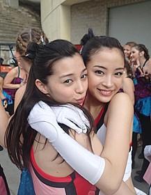 広瀬すずと抱き合うひと幕も「チア☆ダン 女子高生がチアダンスで全米制覇しちゃったホントの話」