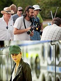 「サラの鍵」も手がけた ジル・パケ=ブレネール監督(写真上)「ダーク・プレイス」