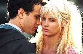 1984年の映画「スプラッシュ」「スプラッシュ」