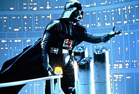 あのジェームズ・アール・ジョーンズが声の出演!「スター・ウォーズ」