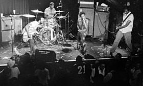 ハードコアパンクバンドの軌跡をたどる「バッド・ブレインズ バンド・イン・DC」