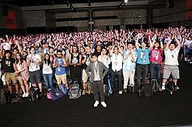 ファン3400人が新海作品に熱狂!「君の名は。」