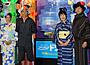 室井滋、今夏は海水浴に挑戦を宣言「ドリーの気持ちになって青い水着で」