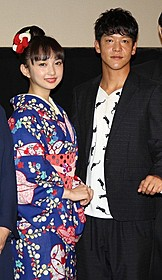 小宮有紗と駿河太郎「夢二 愛のとばしり」