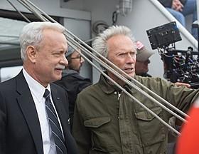 クリント・イーストウッド監督とタッグ「ハドソン川の奇跡」
