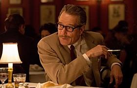 本作の演技で2016年のオスカー候補になった「トランボ ハリウッドに最も嫌われた男」