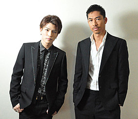 AKIRAと岩田剛典「HiGH&LOW THE MOVIE」
