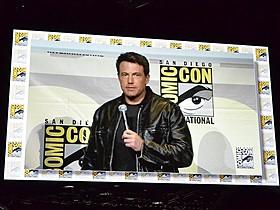 バットマン単独映画で主演・監督を務めるベン・アフレック「ジャスティス・リーグ」