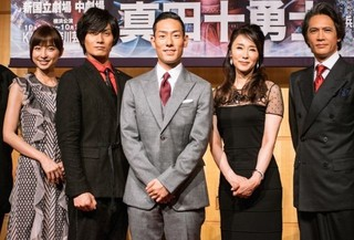 映画と舞台版で再演される「真田十勇士」