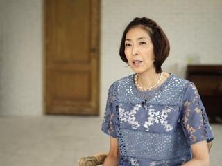 女優業への思いを語る大林素子「俺は、君のためにこそ死ににいく」