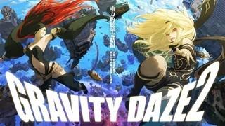 アニメ版が製作されるゲーム「GRAVITY DAZE2」
