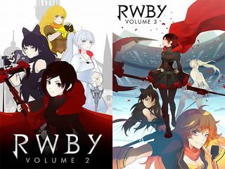 第2、3シーズンの日本語版制作が決まった「RWBY」「RWBY Volume1」