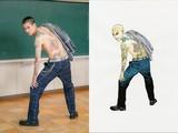 大野拓朗が全身刺青&強烈剃り込み!ヤクザの息子役で「イメージをひっくり返します」