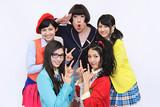小西康陽プロデュース、東京パフォーマンスドールの新ユニットでドラマ「でぶせん」主題歌