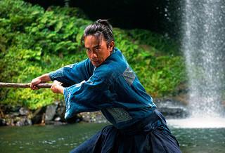 「たたら侍」に主演する青柳翔「たたら侍」