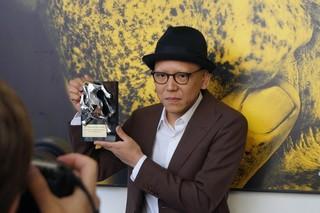 最優秀新鋭監督賞を受賞した真利子哲也監督「ディストラクション・ベイビーズ」